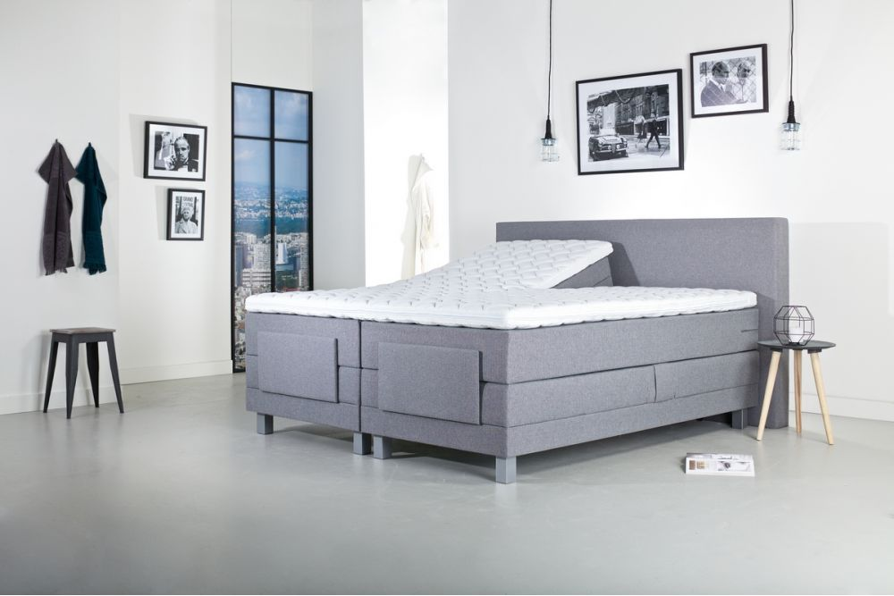Boxspring Flamingo Elektro