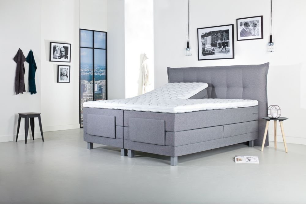Boxspring Brooklyn Elektro
