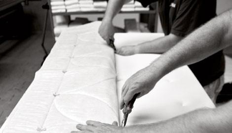 Pullman matrassen bij Bode Bedden